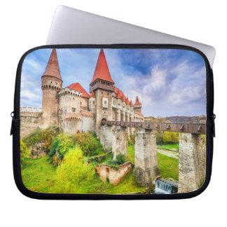 Neoprene Laptop Sleeve 10 inch Corvin castle