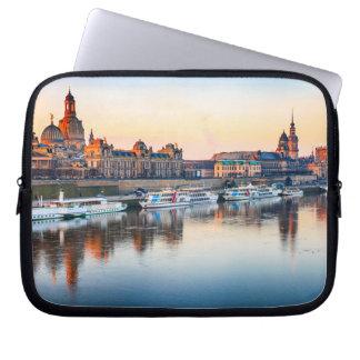 Neoprene Laptop Sleeve 10 inch Dresden