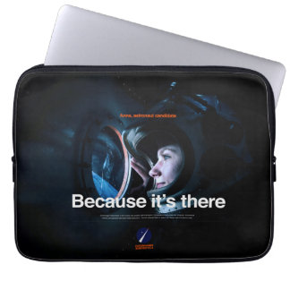 Neoprene Laptop Sleeve 13 inch Because it's there