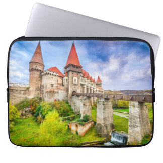 Neoprene Laptop Sleeve 13 inch Corvin castle