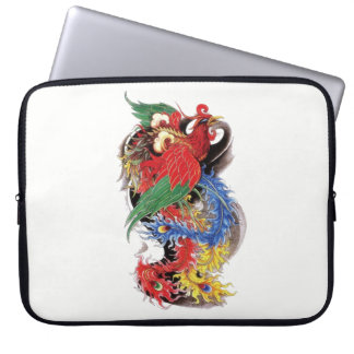 Neoprene Laptop Sleeve 15 inch Phoenix