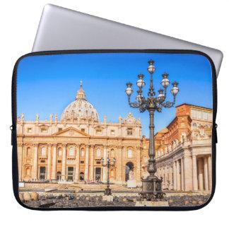 Neoprene Laptop Sleeve 15 inch Vatican