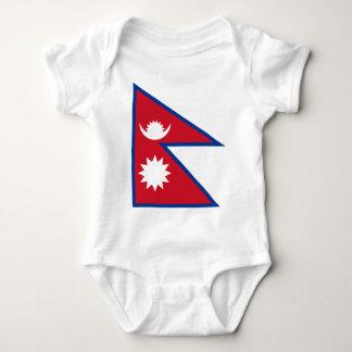 nepal baby bodysuit