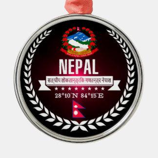 Nepal Metal Ornament