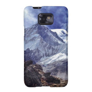 Nepal Mount Everest : Glaciers, Lakes, Scenic View Samsung Galaxy SII Covers