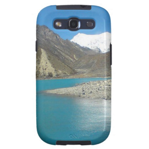 Nepal Mount Everest : Glaciers, Lakes, Scenic View Samsung Galaxy S3 Cover
