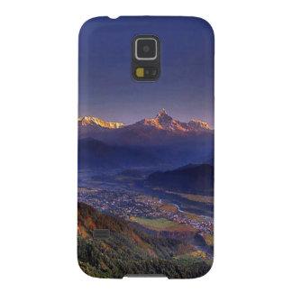 Nepal Mount Everest : Glaciers, Lakes, Scenic View Samsung Galaxy Nexus Case