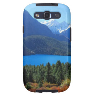 Nepal Mount Everest Glaciers Lakes Scenic View Galaxy S3 Cases