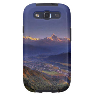Nepal Mount Everest Glaciers Lakes Scenic View Galaxy SIII Cases