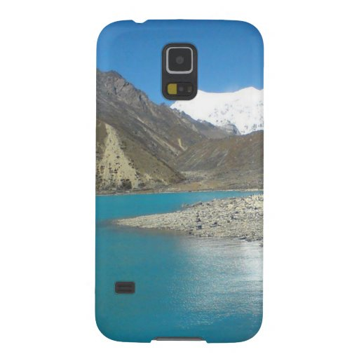 Nepal Mount Everest : Glaciers, Lakes, Scenic View Samsung Galaxy Nexus Case