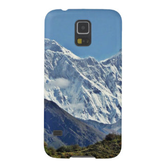 Nepal Mount Everest : Glaciers, Lakes, Scenic View Galaxy S5 Case