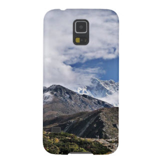 Nepal Mount Everest : Glaciers, Lakes, Scenic View Galaxy S5 Cover
