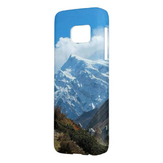 Nepal Mount Everest : Glaciers, Lakes, Scenic View Samsung Galaxy S7 Case