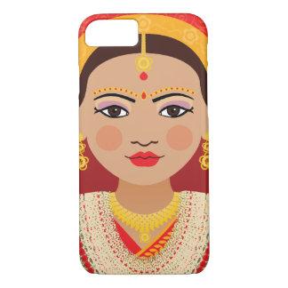 Nepalese Bride Matryoshka Case