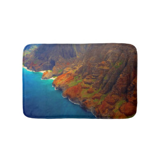 Nepali Coast Kauai Hawaii Bath Mat