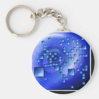 Nepheros V1 - planet square Keychain