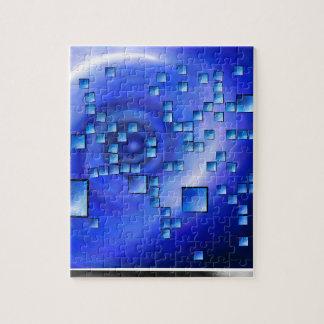 Nepheros V1 - planet square Puzzle