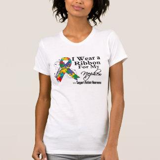 Nephew - Autism Ribbon T Shirt