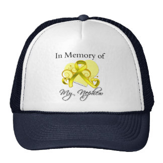 Nephew - In Memory of Military Tribute Trucker Hat