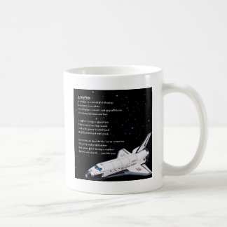 Nephew Poem - space Coffee Mug