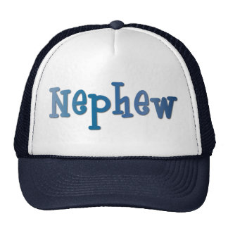Nephew Trucker Hat