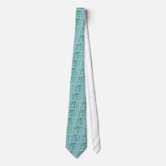 Nephrologist Necktie--Unique Dialyzer Needles Tie