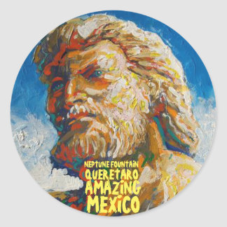 Neptune - Amazing Mexico Sticker
