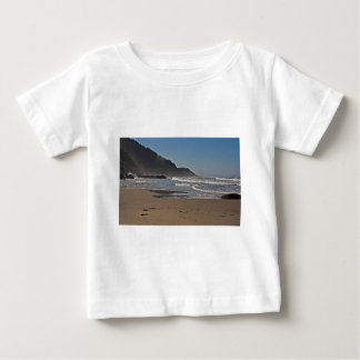 Neptune Beach, Oregon Coast Baby T-Shirt