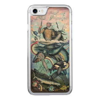 Neptune Carved iPhone 8/7 Case