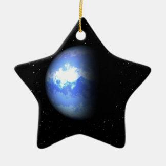 Neptune Ceramic Ornament