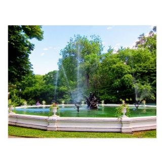 Neptune Fountain Postcard