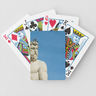 Neptune in Florence02 Bicycle Playing Cards