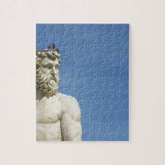 Neptune in Florence02 Jigsaw Puzzle