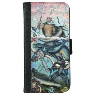 Neptune iPhone 6 Wallet Case