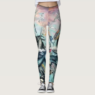 Neptune Leggings