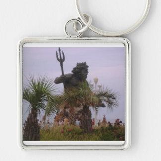 Neptune palms keychain
