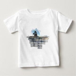 Neptune Panograph Baby T-Shirt