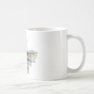 Neptune Panograph Classic White Coffee Mug