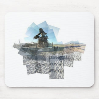 Neptune Panograph Mouse Pad
