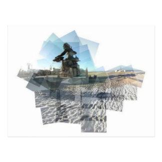 Neptune Panograph Postcard