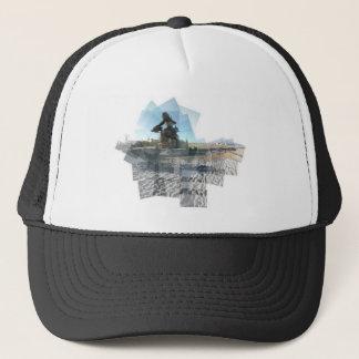 Neptune Panograph Trucker Hat