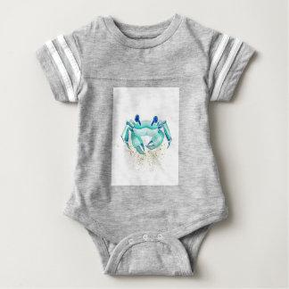 Neptune's Crab Baby Bodysuit