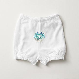 Neptune's Crab Diaper Cover