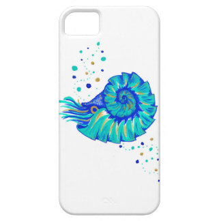 Neptune's Nautilus iPhone 5 Case