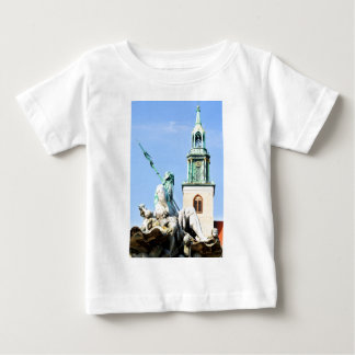 Neptun's fountain in Berlin, Germany Baby T-Shirt