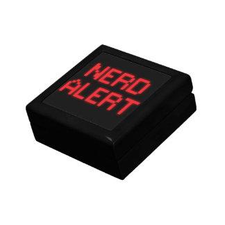 Nerd Alert Gift Box