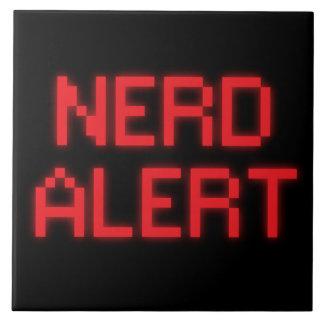 Nerd Alert Tile