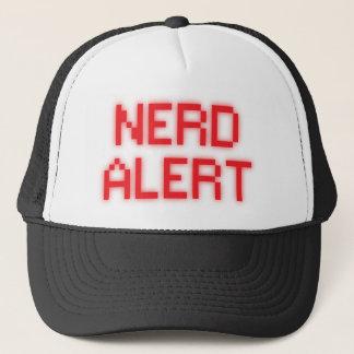 Nerd Alert Trucker Hat