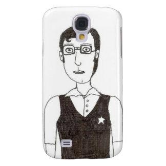 Nerd Boy the First Galaxy S4 Case