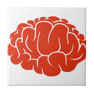 Nerd brain tile
